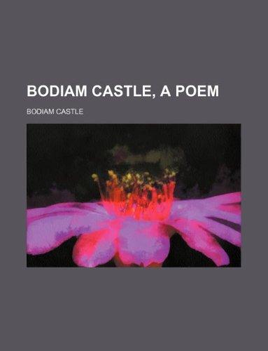 Bodiam Castle, a Poem -