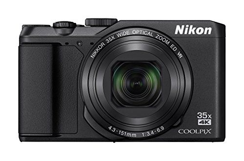 NIKON COOLPIX A 900 BLACK