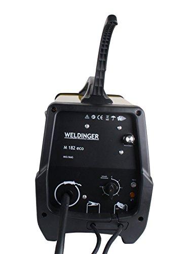 WELDINGER MIG /MAG-Schutzgasschweißgerät M 182 eco - 3