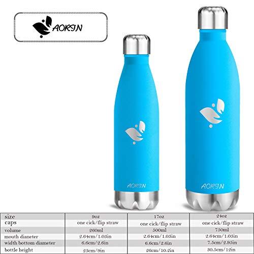 Zoom IMG-3 aorin doppia bottiglia per vuoto
