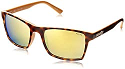 Police S1870-L50G Square Sunglasses