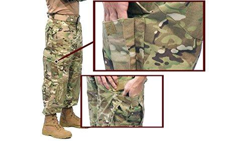 tru-spec Men' s Xtreme Tactical Response Uniform pantaloni Nero