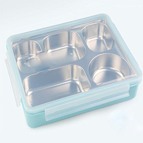 CLOTHES UK- Erwachsene Mahlzeit Platte Lunch Box Lunch Box Lunch Box -