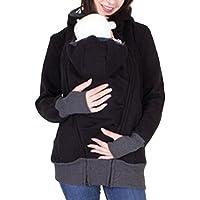 52ac06bebb98 EMMA Donna Inverno con Cappuccio 3 in 1 Giacca di Usura per Mamma e Gattino  di