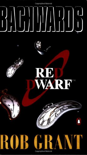 Cover of Backwards (Red Dwarf 4)