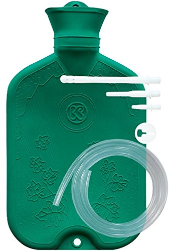 Klistier Einlauf Set Intimdusche Analdusche Gummidose Esmarch 3 L