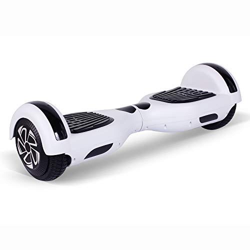 """MegaWheels 6.5\"""" Hoverboard Pattino Elettrico del motorino Elettrico del motorino con Bluetooth (Oro)"""