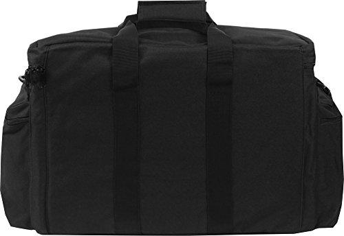 """Einsatztasche """"SWAT"""" schwarz 30 Liter mit Taschenschild Schwarz"""