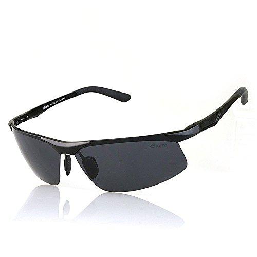 Ghpter-gl Polarisierte Herren Sonnenbrille Modische Radfahren Gläser Fahrrad Farbwechsel Brille Erwachsenen Outdoor-Brillen Geeignet für Outdoor-Liebhaber Radfahren.