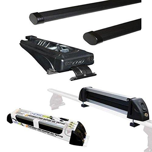 kit-portatutto-con-portasci-6-paia-kia-sportage-nere-premontato-rails-chiusi