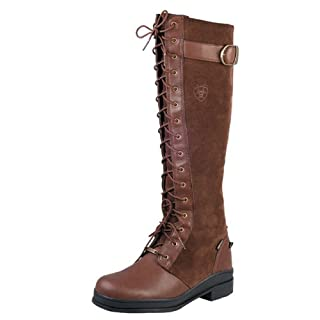 Ariat Coniston Long Boots Chocolate UK 5