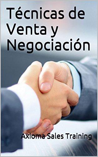 Técnicas de Venta y Negociación por Axioma Sales Training