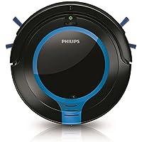 Philips FC8700/01 Robot Aspirador con diseño Compacto 6 cm, Sistema de Limpieza de