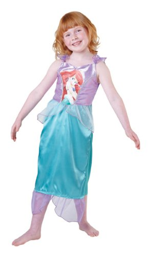 Rubie`s - Disfraz infantil de Ariel clásico (881852-S)