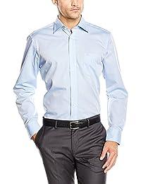 CASAMODA Herren Hemd 72er Ärmel 100% Baumwolle - Comfort Fit - extralang