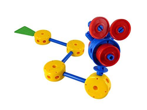 BROKS-Happy-Zoo-Juego-de-construccin-educativo-con-72-piezas-encajables-de-alta-calidad-para-nios-y-nias-de-3-a-6-aos