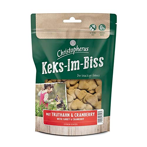 Allco Christopherus Snacks Keks-Im-Biss Truthahn | 6x175g
