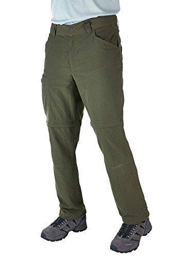 berghaus - Explorer Eco Zip Off Regular Pants, Color segunda mano  Se entrega en toda España