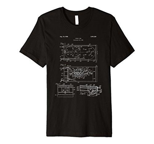 Vintage Pinball Machine Game Shirt - Flipperspiel Tee