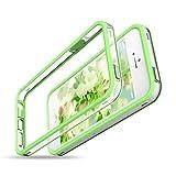 CE-LINK Coque iPhone 5S / 5 / Se Bumper, Antichocs Souple [Bords de Protection...