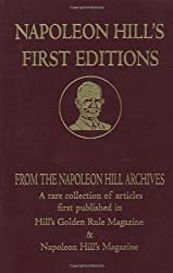 Napoleon Hill's First Editions by Napoleon Hill (2007-10-30)
