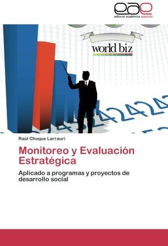 Monitoreo y Evaluación Estratégica por Choque Larrauri Raúl