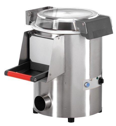 Kartoffelschälmaschine, 520x630x590mm, Kapazität: 5 kg,