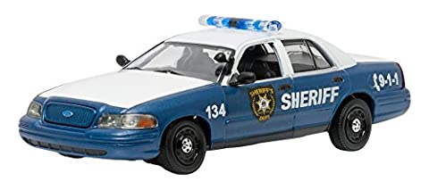 Rick and Shane\'s 2001 Ford Crown Victoria Police Interceptor \The Walking Dead\