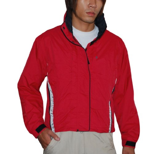 Bonus Pack: Marker Youth Waterproof Ski Snowboard Jacket & Googles 8/L rot