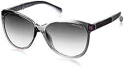 Park Avenue Cateye sunglasses (Shiny Black) (PA-7070-C1)