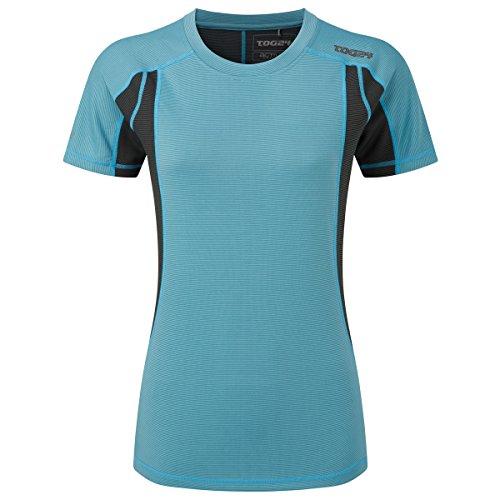 TOG 24–Cairn tcz bambú dament de camiseta–Cielo Azul–Female, azul