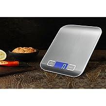 Vinteky®10KG Diet dieta báscula de cocina | Cocina báscula ideal para Diabéticos y Análisis nutricional de alimentos, Báscula Digital para Cocina de Alta ...