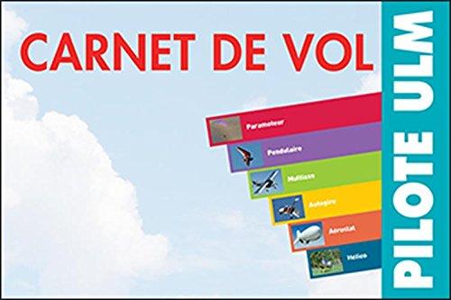 Carnet de vol ULM par Collectif