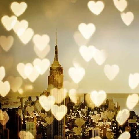 I Love NY II dal Carrigan, Kate-Stampa su tela in carta e decorazioni disponibili, Carta, SMALL (30 x 30 Inches