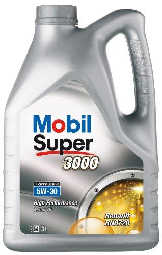 Mobil 1 050545 Super 3000 Formula R 5W-30, 5 L pas cher