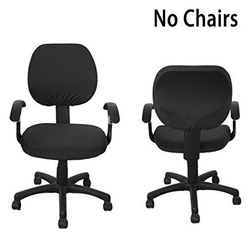 Btsky moderno stile simplism elastico separato della sedia–rimovibile resiliente della sedia girevole per ufficio sedia girevole sedia sedia da computer bracciolo sedia (no sedia)