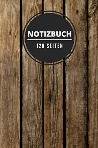 Notizbuch 120 Seiten: Schreiner, Tischler, Zimmermann, Drechsler - Notizheft für Projekte, Zeichnungen und Informationen - 120 Seiten mit Punkteraster im praktischen A5 Format