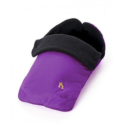 Out n About Fußsack für Kinderwagen, Purple Punch (Kinderwagen Punch)