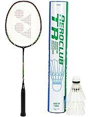 Yonex Nanoray Light 9i Badminton Racquet (G4- 77g, 30 lbs Tension )