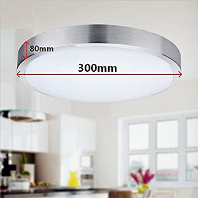 SAILUN 15W LED Panel Warmweiß / Kaltweiß Moderne Deckenlampe ...