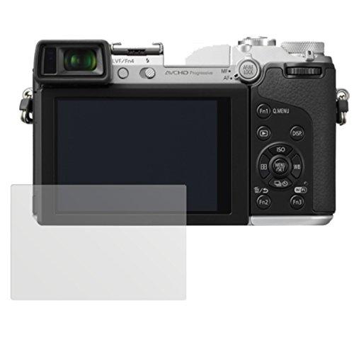 dipos I 6X Schutzfolie matt passend für Panasonic Lumix GX7 Folie Displayschutzfolie