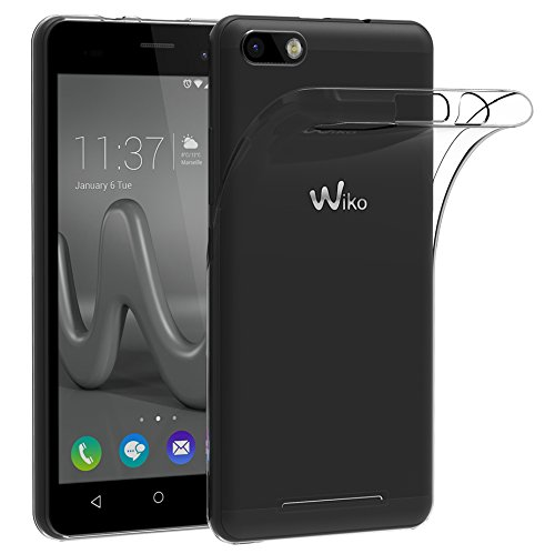 sito affidabile 2790c d9027 AICEK Cover per Wiko Jerry/Wiko Lenny 3, Cover Wiko Jerry ...