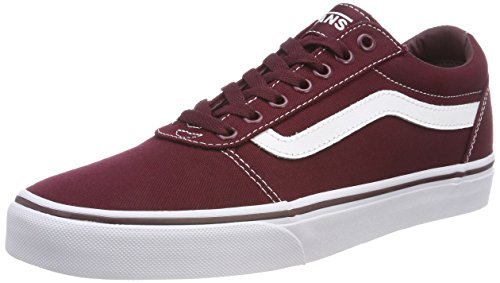 vas' Sneakers, Rot Port Royale/White 8j7, 45 EU ()