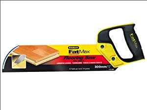 Stanley 517204 FatMax Floorboard Saw 12-inch