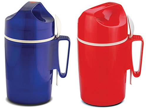 ROTPUNKT–Thermos 2.159cm 0,85l in rosso