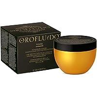 OROFLUIDO Original Masque Brillance Protection Couleur Huile d'Argan pour Cheveux Ternes, 250ml