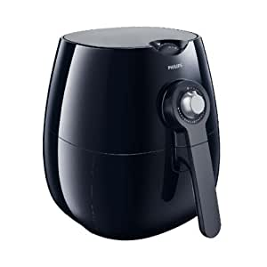 Philips HD9220/20 Healthier Oil Free Airfryer - Black