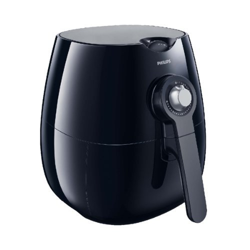 An image of the Philips HD9220/20 Healthier Oil Free Airfryer - Black