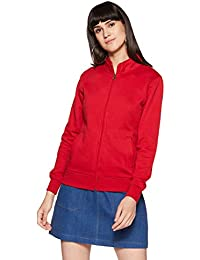 Qube By Fort Collins Women's Cotton Sweatshirt