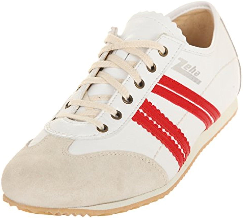 Zeha Sneakers Klassiker White/Red 140.50  Billig und erschwinglich Im Verkauf